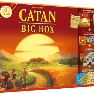 Catan Big Box Jubileumeditie