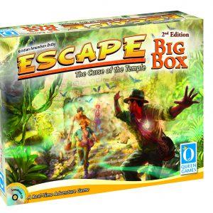 Escape The Curse Of The Temple Big Box